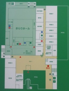 bc_きらり鎌ケ谷市民会館MAP_3Fのみ